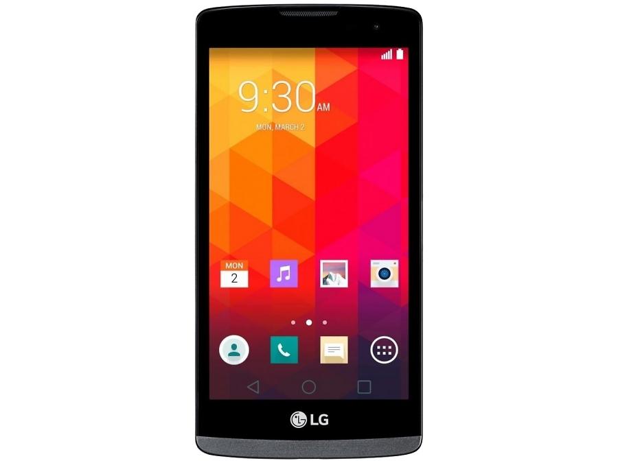 Смартфон LG Leon H324 Dual Sim Titan